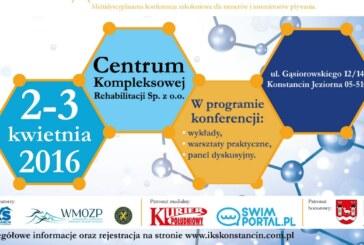 Konferencja w Konstancinie