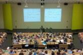 Profesor Gabryś na Swim Logic Conference