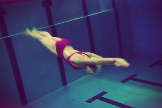 Technika pływania pod wodą, cześć II