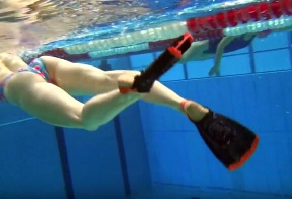 "Płetwy treningowe  DMC ""Repellor"" – test"