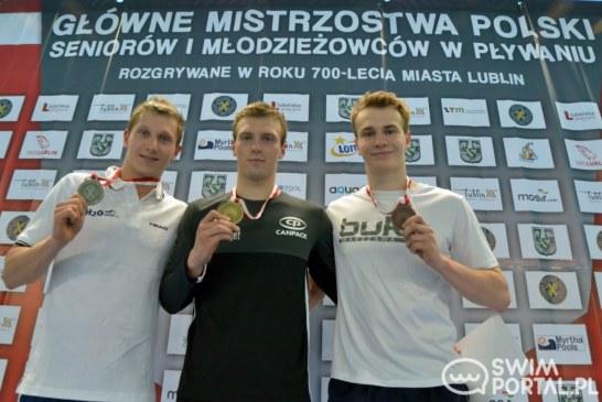 Wojciech Wojdak, pływak długodystansowy- wywiad